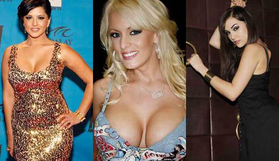 7 aktorek porno, które możesz przedstawić swojej matce