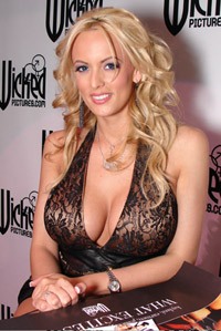Gwiazda porno Stormy Daniels