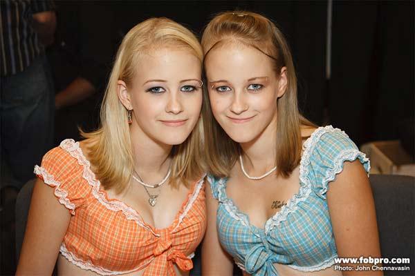 Porno bliźnięta