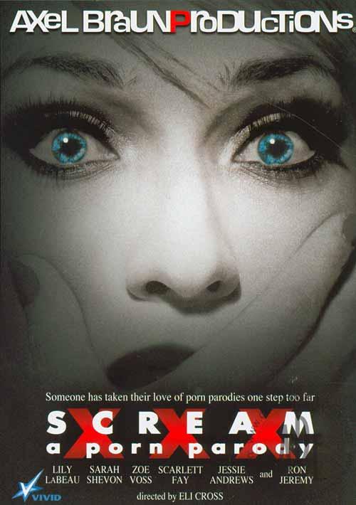 Porno parodia Scream