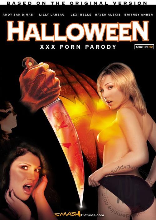 Porno parodia Halloween