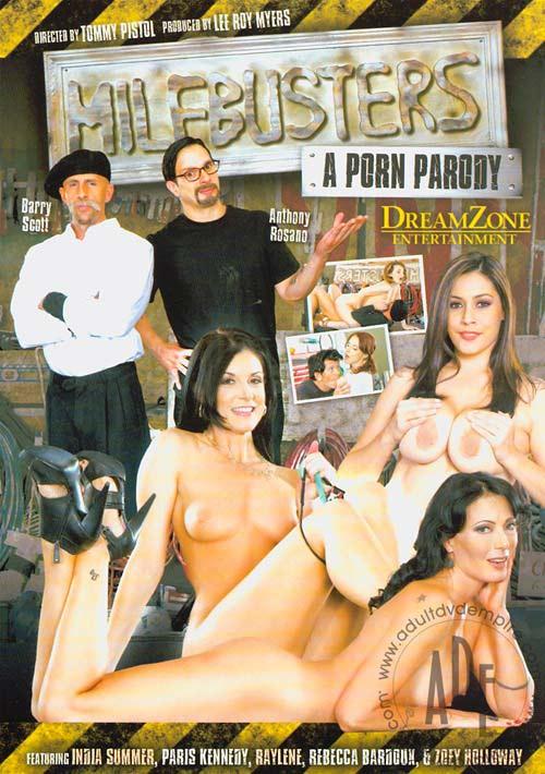Porno parodia Mythbusters