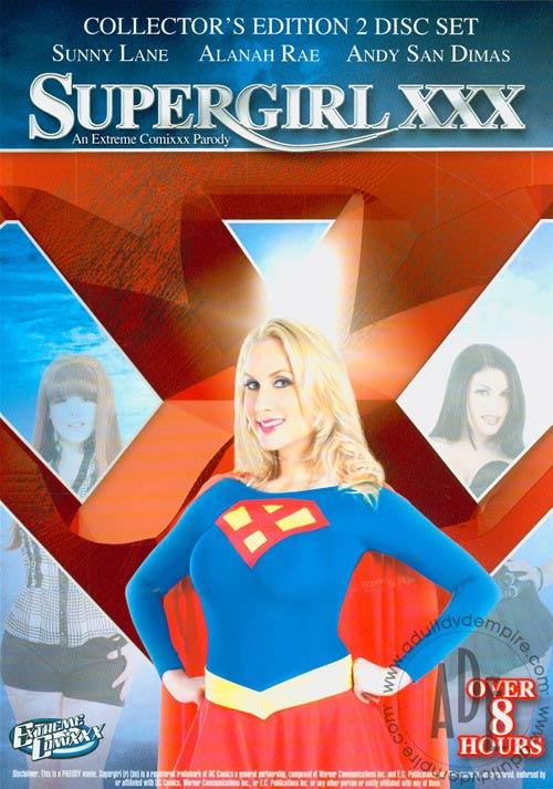 Porno parodia Supergirl