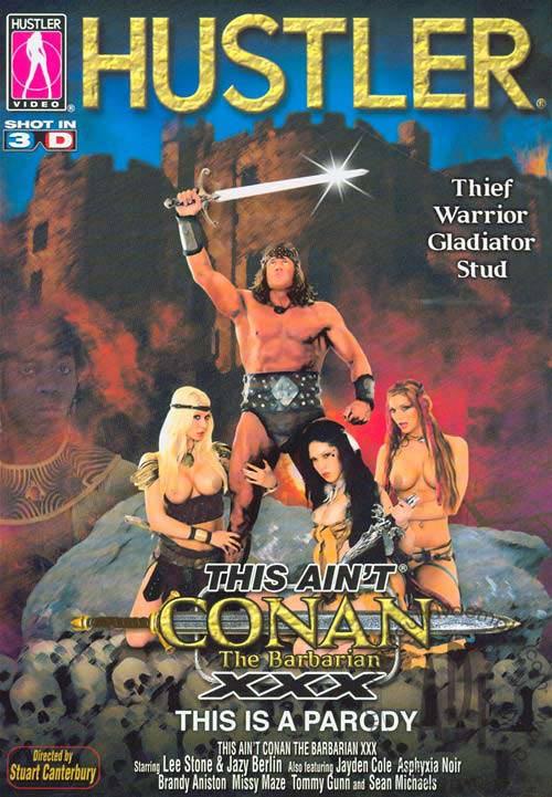 Porno parodia Conan Barbarzyńca