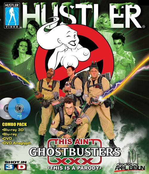 Porno parodia Ghost Busters