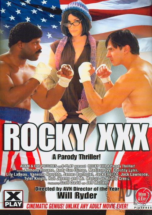 Porno parodia Rocky'ego