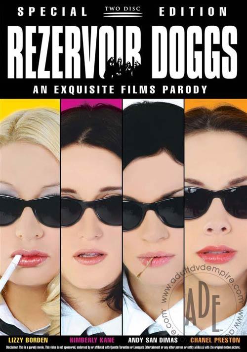 Porno parodia Rezerwowych psów