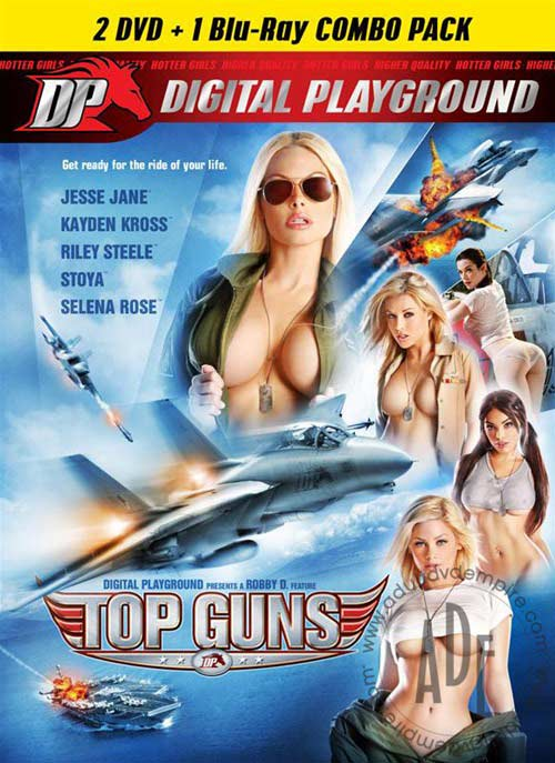 Porno parodia Top Gun