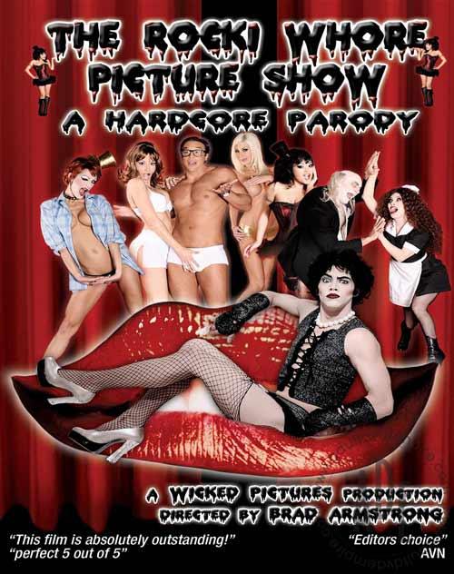 Porno parodia Rocky Horror Picture Show