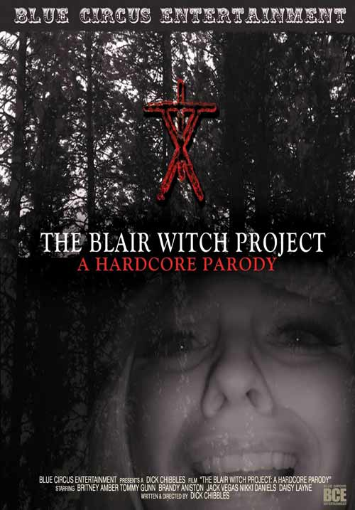 Porno parodia Blair Witch Project