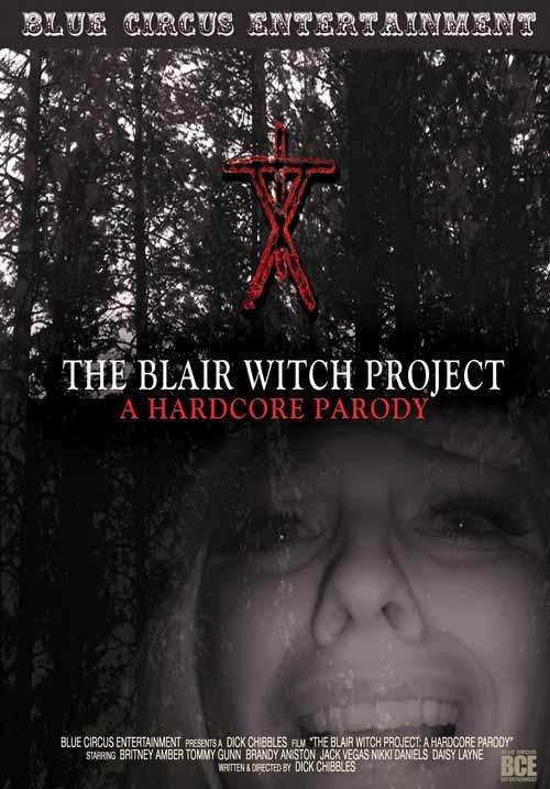 Porno parodia Blair Witch Project