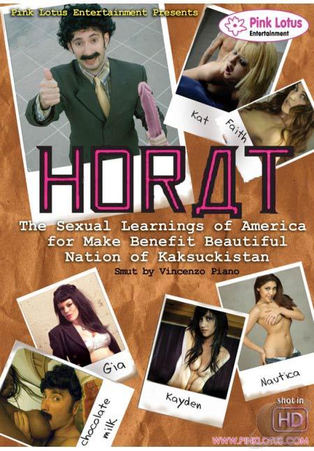 Porno parodia Borata