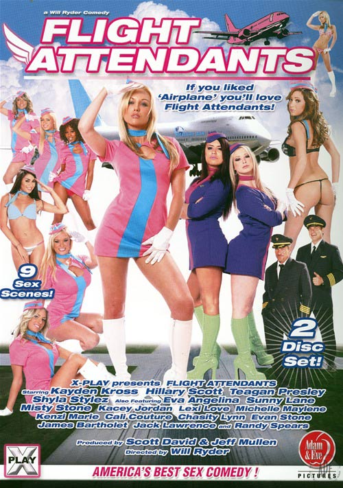 Porno parodia Flight Attendants