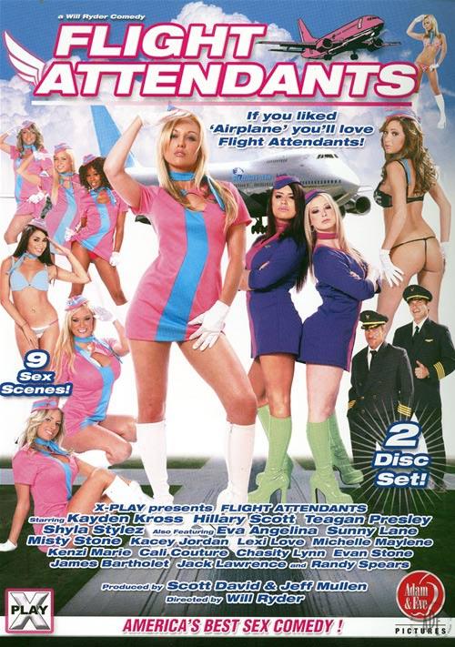 Porno parodia Flight Attendants