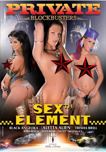 Porno parodia Sexth Element