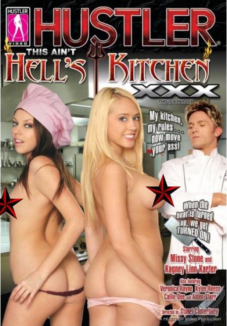 Porno parodia Hell's Kitchen