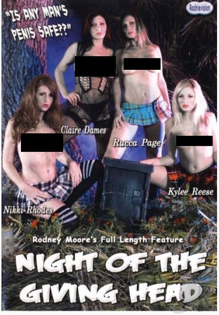 Porno parodia Nocy Żywych Trupów