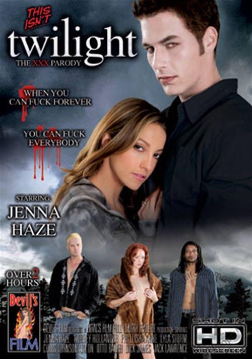Porno parodia Twilight