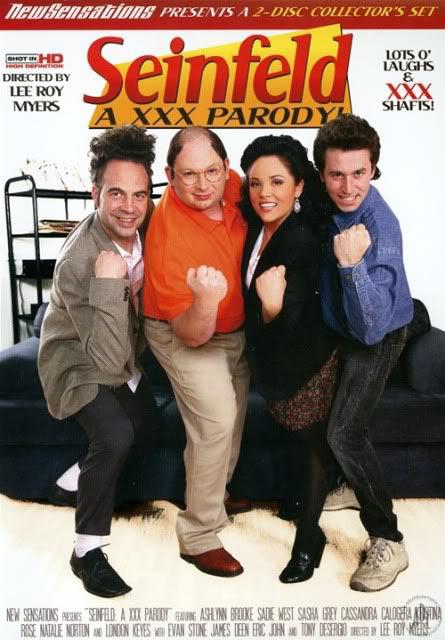 Porno parodia Seinfeld