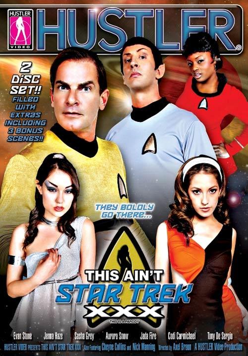 Porno parodia Star Trek