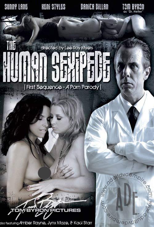 Recenzja porno parodii Human Centipede