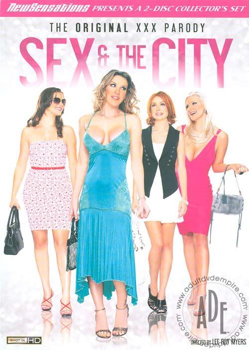 Porno Parodia Sex w wielkim mieście