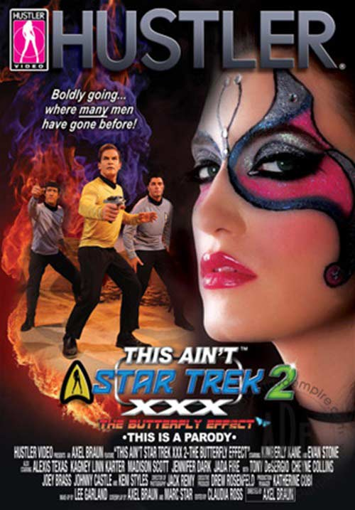 Porno Parodia Star Treka