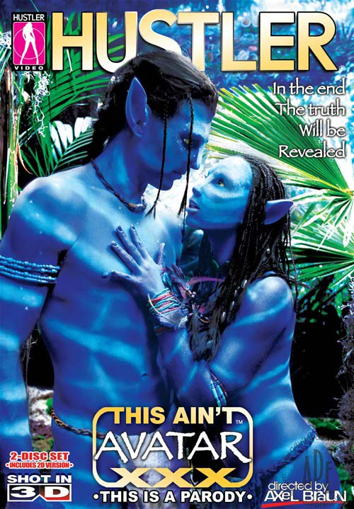 Recenzja porno parodii Avatar XXX