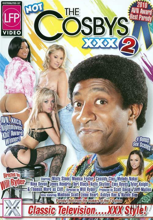 Recenzja porno parodii Bill Cosby Show