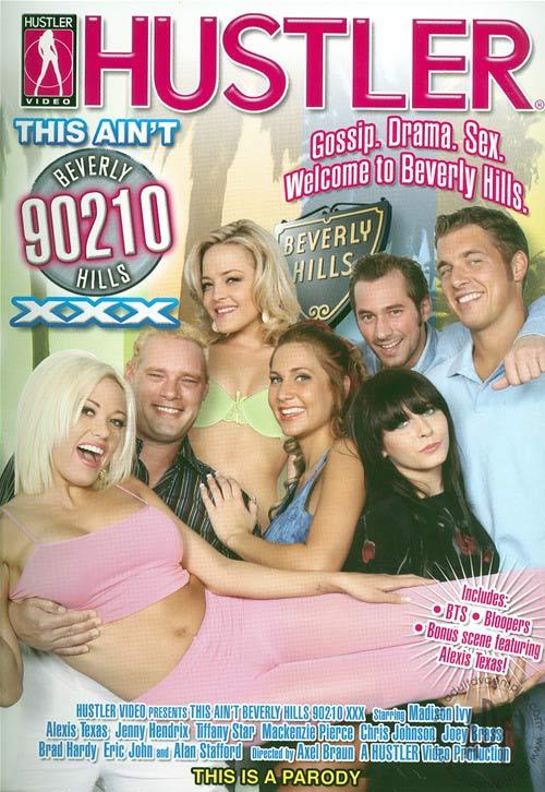 Recenzja porno parodii Beverly Hills 90210