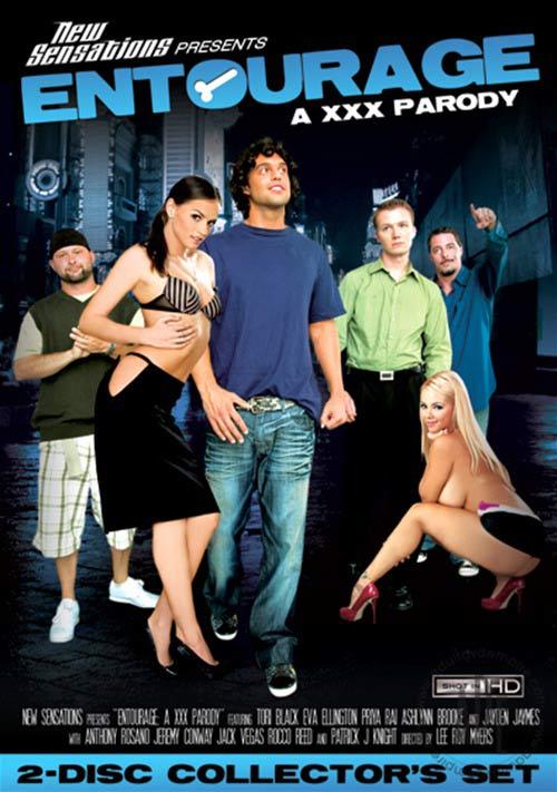 Recenzja porno parodii Entourage