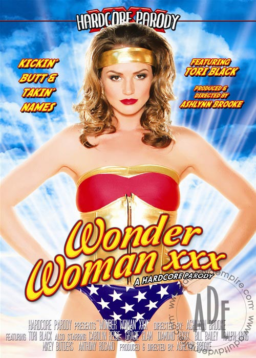 Porno Parodia Wonder Woman