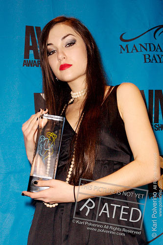 Sasha Grey award