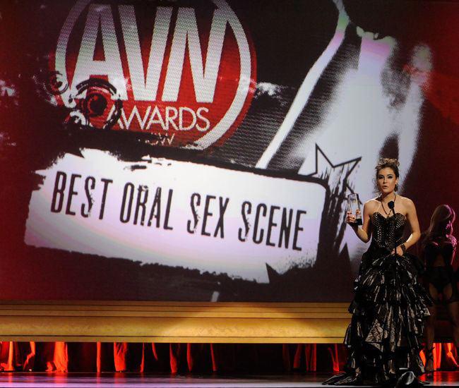 Sasha Grey award