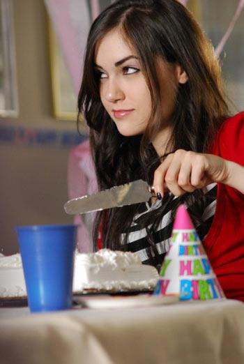 Sasha Grey birthday party