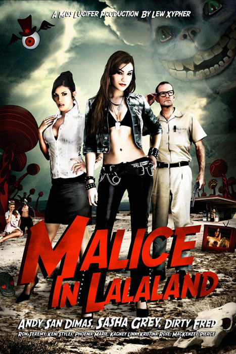 Sasha Grey Malice in Lalaland