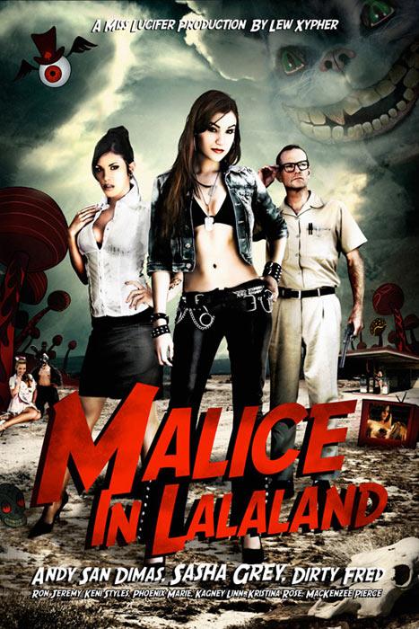 Sasha Grey Malice in Lalaland
