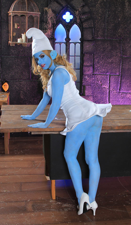 This Ain't the Smurfs XXX
