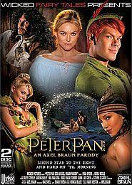Film porno Peter Pan XXX: An Axel Braun Parody