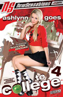 Film porno Ashlynn Goes to College 4