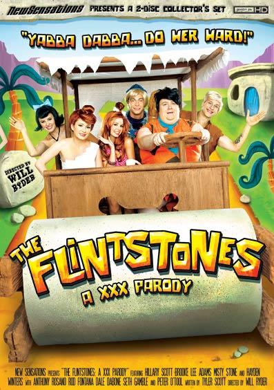 Flintstones Porn Parody