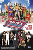 Film porno Justice League Of Pornstar Heroes