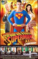 Film porno Superman XXX: A Porn Parody