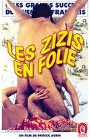 Film porno Zizis en folie, Les