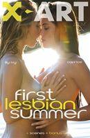 Film porno First Lesbian Summer