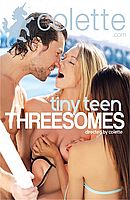 Film porno Tiny Teen Threesomes