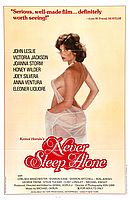 Film porno Never Sleep Alone