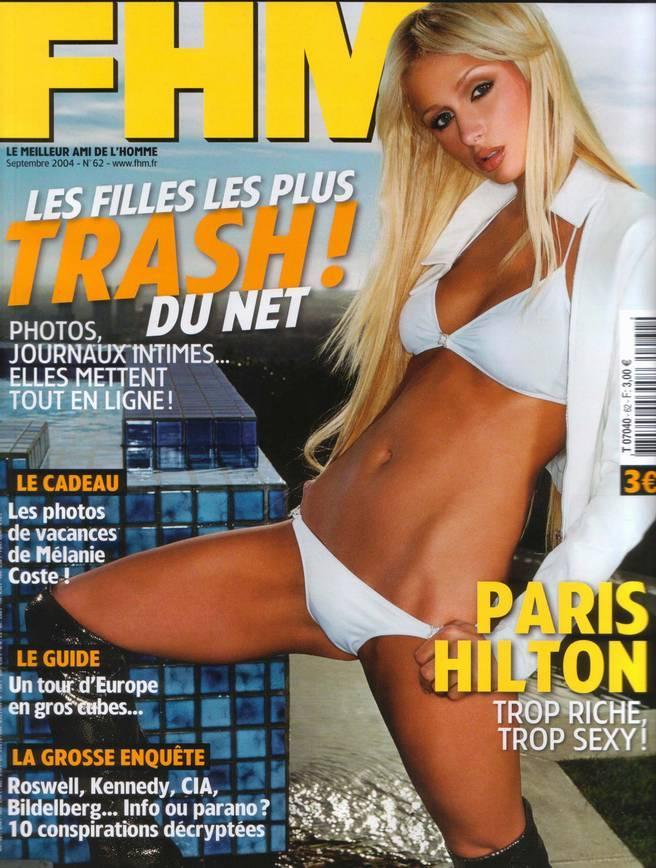 Frhstcksfernsehen - Galerie: Paris Hilton - Sat1