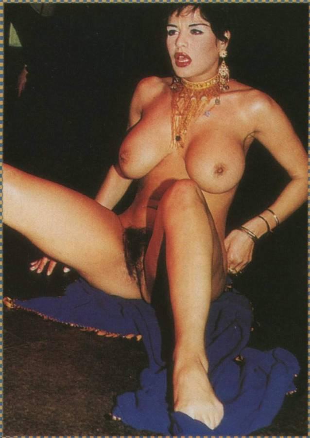 Даллила в порно
