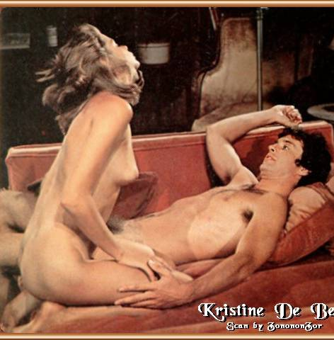 Kristine De Bell Porn